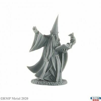 Darius the Wizard - Bones - Reaper Miniatures
