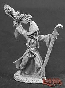 Darbin The Deadly - Reaper Miniatures