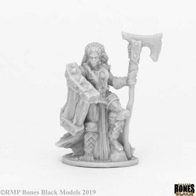 Jade Fire Chieftain - Bones - Reaper Miniatures