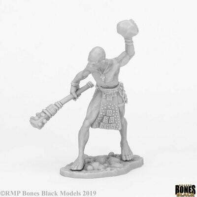 Stone Giant Guard - Bones - Reaper Miniatures
