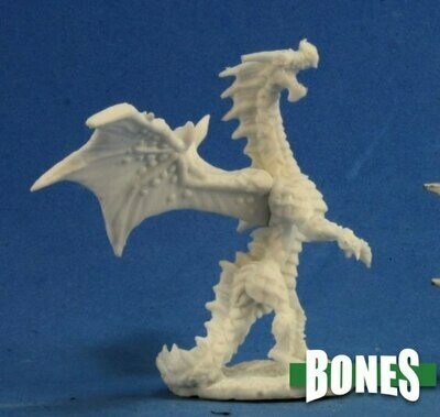 Dragon Hatchling Red - Bones - Reaper Miniatures