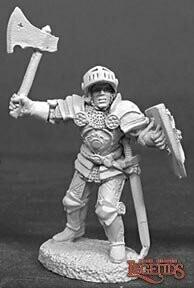 Sir Falkirk Nobleheart - Reaper Miniatures