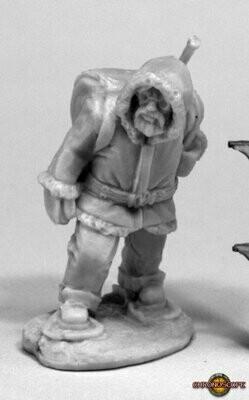 Antarctic Explorer - Bones - Reaper Miniatures