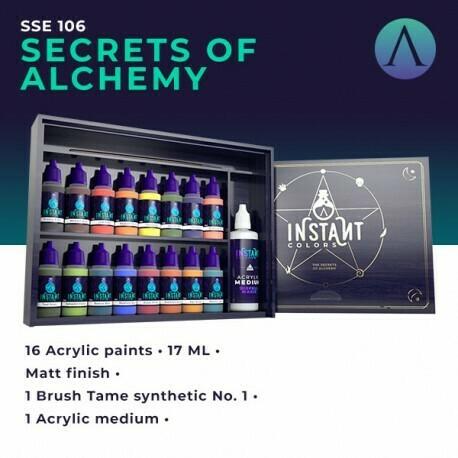 SECRETS OF ALCHEMY Instant Colors - Scalecolor - Scale75