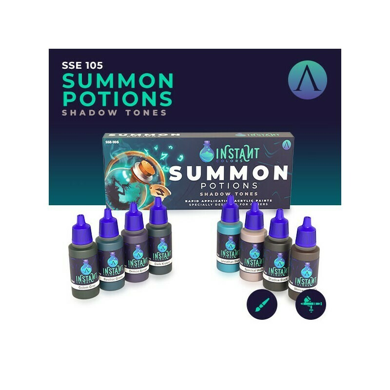 SUMMON POTIONS Instant Colors - Scalecolor - Scale75