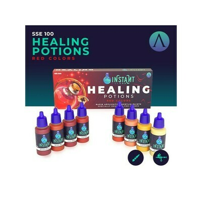 HEALING POTIONS Instant Colors - Scalecolor - Scale75