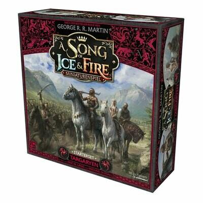 A Song of Ice & Fire – Targaryen Starterset - DE