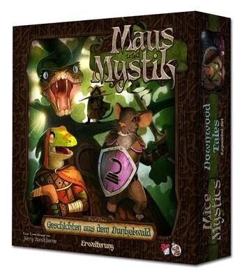 Maus und Mystik BrHerz des Glürm - Brettspiel - DE - Brettspiel Erweiterung