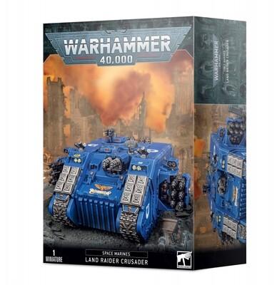 Space Marine Land Raider Crusader Redeemer - Warhammer 40.000 - Games Workshop
