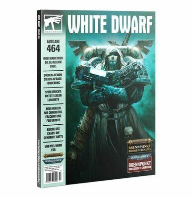 White Dwarf 464 - 2021 Mai (Deutsch) - Games Workshop
