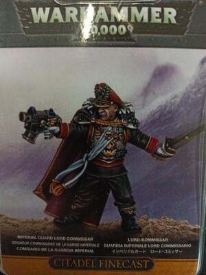 MO: Lord Commissar - Astra Militarum - Warhammer 40.000 - Games Workshop