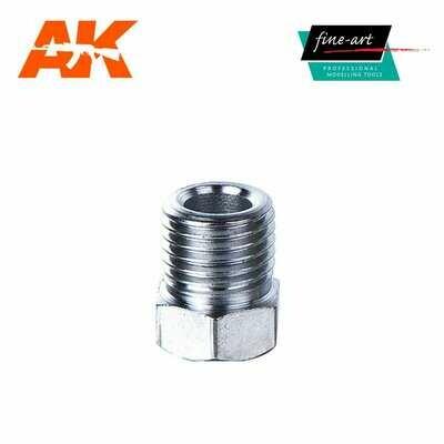 Connector A5 1,8″ female – 1,8″ male - Airbrush - AK Interactive