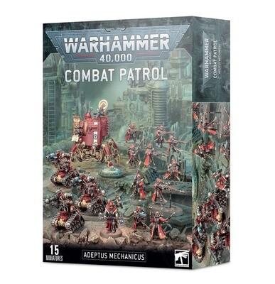 Kampfpatrouille: Adeptus Mechanicus Combat Patrol - Warhammer 40.000 - Games Workshop