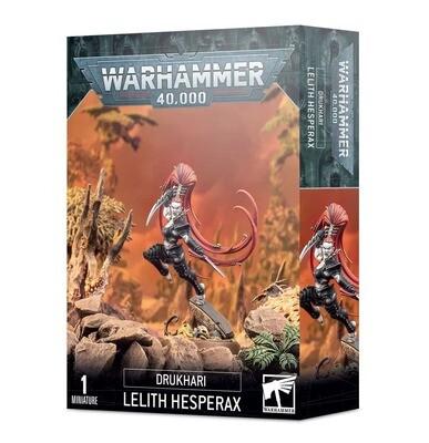 Lelith Hesperax - Drukhari - Warhammer 40.000 - Games Workshop