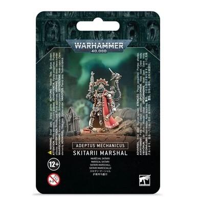 Skitarii-Marschall Marshal- Adeptus Mechanicus - Warhammer 40.000 - Games Workshop