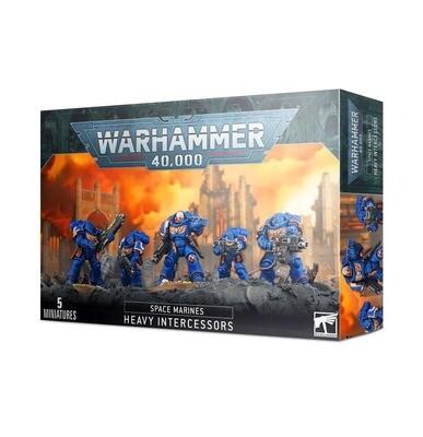 Schwere Intercessoren Heavy Intercessors - Space Marines - Warhammer 40.000 - Games Workshop