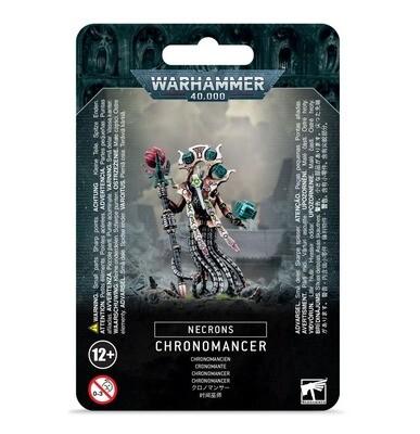 Chronomant Chronomancer - Necrons -Warhammer 40.000 - Games Workshop