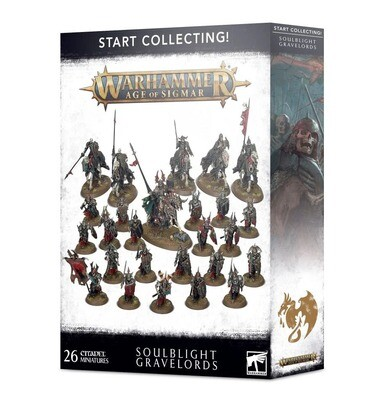 Start Collecting! Soulblight Gravelords - Warhammer Age of Sigmar - Games Workshop