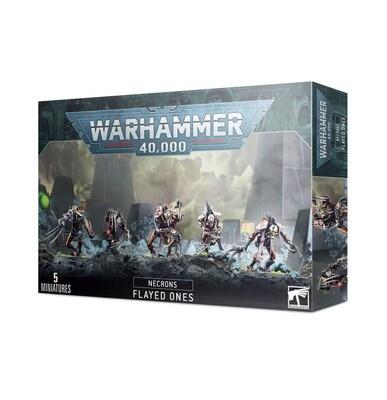 Albträume Flayed Ones - Necrons -Warhammer 40.000 - Games Workshop