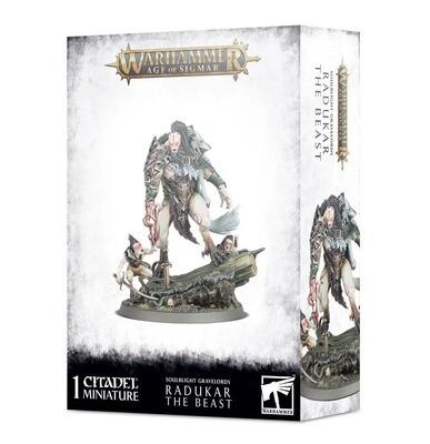 Radukar, The Beast - Soulblight Gravelords - Warhammer Age of Sigmar - Games Workshop
