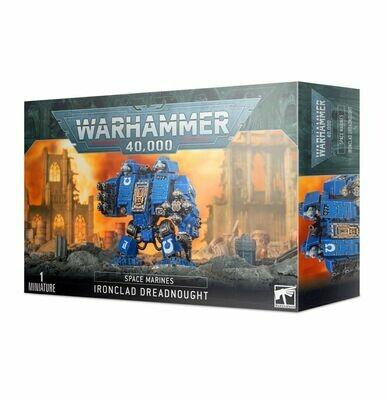Space Marines Ironclad-Cybot der Space Marines DREADNOUGHT - Warhammer 40.000 - Games Workshop