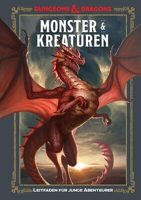Monster & Kreaturen: Ein Leitfaden für junge Abenteurer - D&D Dungeons&Dragons