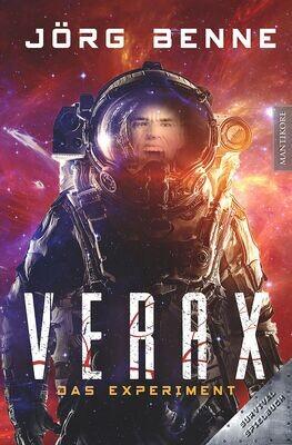 VERAX - Das Experiment (Survival-Spielbuch) - Abenteuer-Spielbuch - Buch - Mantikore Verlag