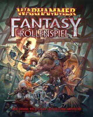 Warhammer Fantasy-Rollenspiel Regelwerk - Rollenspiel