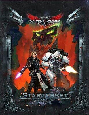WH40K Wrath & Glory Starterset - Rollenspiel