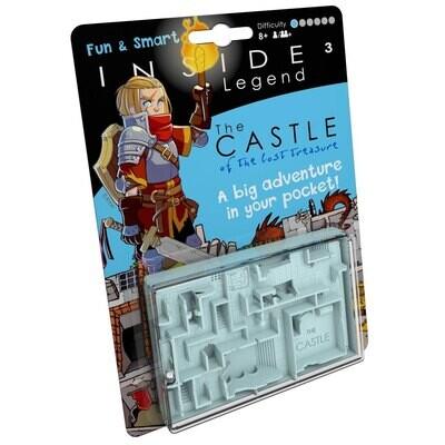 INSIDE³ Legend - The Castle - Labyrinth-Spiel