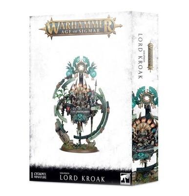 Lord Kroak - Warhammer Age of Sigmar - Games Workshop