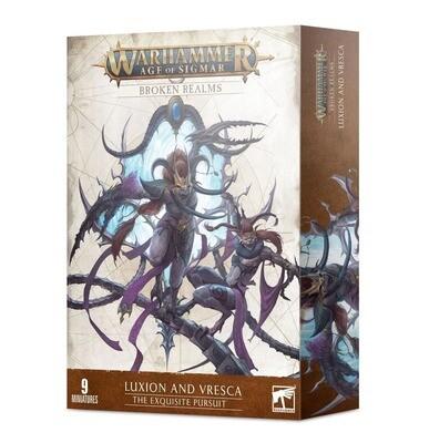 Broken Realms: Luxion und Vresca – Die Vorzügliche Jagd - Warhammer Age of Sigmar - Games Workshop