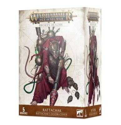 Broken Realms: Rattachak - Rattachaks Vernichterzirkel - Skaven - Warhammer Age of Sigmar - Games Workshop