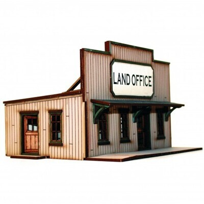 Land Office - 4Ground