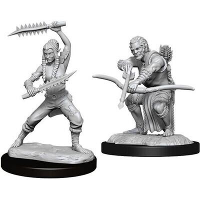 D&D Nolzur's Marvelous Miniatures - Shifter Wildhunt Ranger