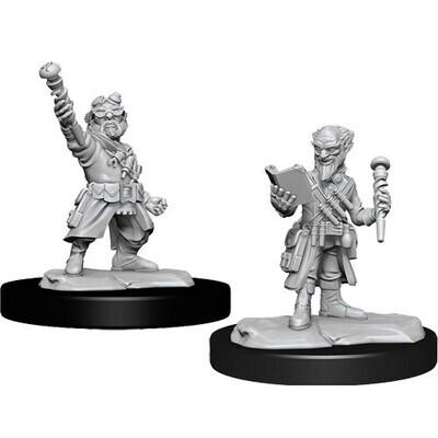 D&D Nolzur's Marvelous Miniatures - Gnome Artificer Male