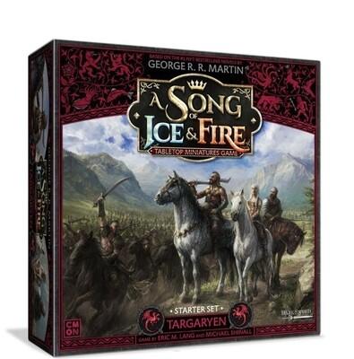 A Song of Ice & Fire – Targaryen Starterset - EN