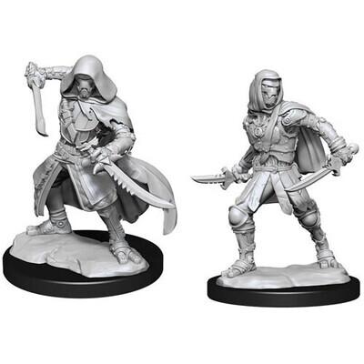 D&D Nolzur's Marvelous Miniatures - Warforged Rogue