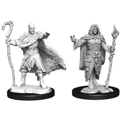 D&D Nolzur's Marvelous Miniatures - Male Human Druid