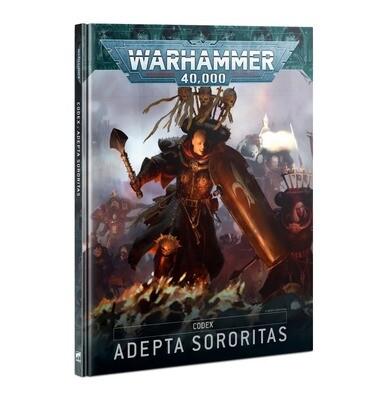 Codex: Adepta Sororitas (Englisch) - Adepta Sororitas - Warhammer 40.000 - Games Workshop