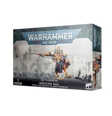 Morvenn Vahl, Äbtissin Sanctorum des Adepta Sororitas - Adepta Sororitas - Warhammer 40.000 - Games Workshop