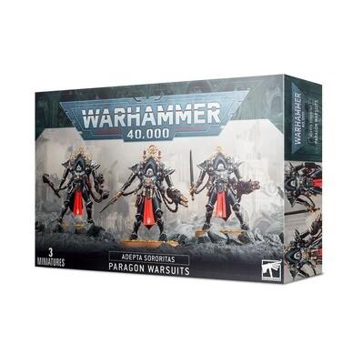 Paragon-Kriegsanzüge Paragon Warsuits - Adepta Sororitas - Warhammer 40.000 - Games Workshop