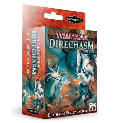 Warhammer Underworlds: Direchasm – Elathains Seelenräuber (Deutsch) - Games Workshop