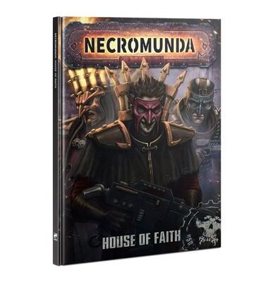 Necromunda: House of Faith (Englisch) - Games Workshop