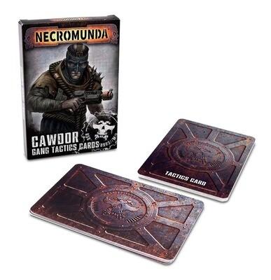 Cawdor Gang Tactics Cards (Englisch) Necromunda - Games Workshop