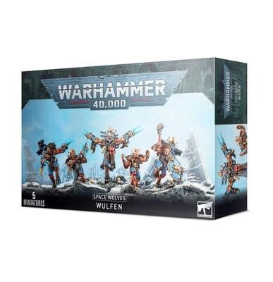 Space Wolves Wulfen - Warhammer 40.000 - Games Workshop