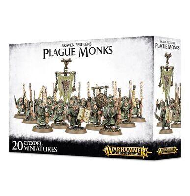 Plague Monks - Skaven - Warhammer Age of Sigmar - Games Workshop