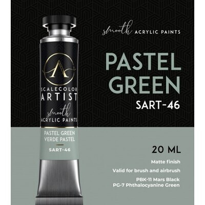 Scalecolor Artist - Pastel-Green - Scale 75