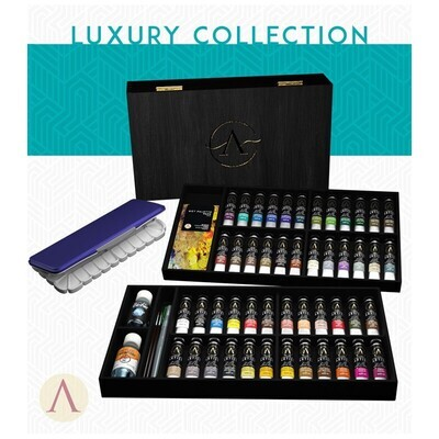 Scalecolor Artist - LUXURY WOODEN BOX - Scale 75
