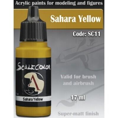 SAHARA YELLOW - Scalecolor - Scale75